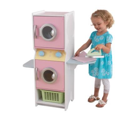 KidKraft Laundry Play Set Pastel