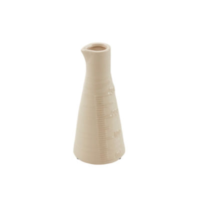 Madison Park Beaker Ceramic Vase