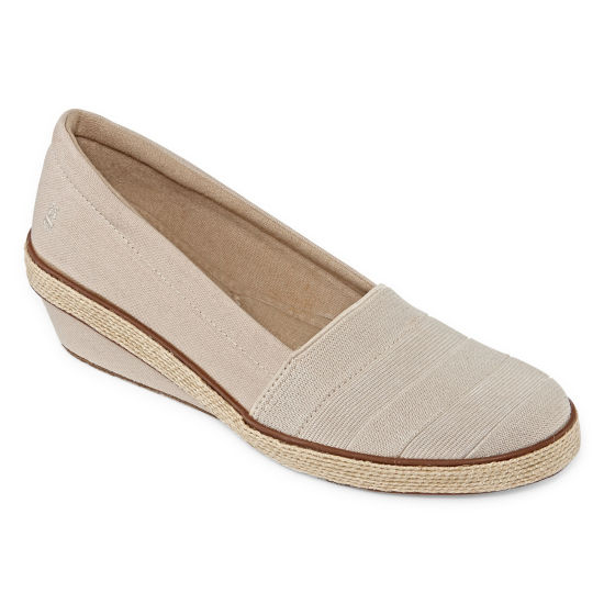 Grasshoppers Womens Cleo Slip-On Shoes Slip-on Closed Toe