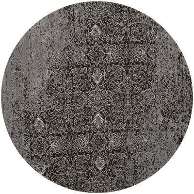 Safavieh Classic Vintage Collection Anselm Oriental Round Area Rug
