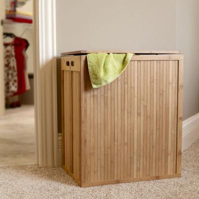 Household Essentials Bambo Hamper