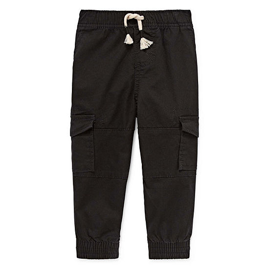 Okie Dokie Boys Pull-On Pants - Baby