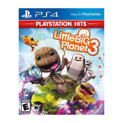 Playstation 4 Littlebigplanet 3 - Playstation Hits Video Game