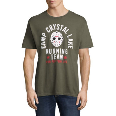 Friday the 13th Camp Crystal Lake Graphic Tee