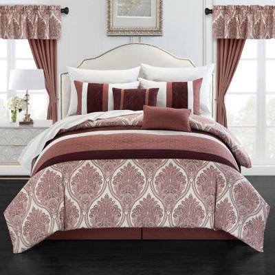 Chic Home Vivaldi 20-pc. Comforter Set