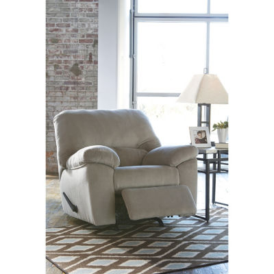 Signature Design By Ashley® Dailey Velvet Recliner