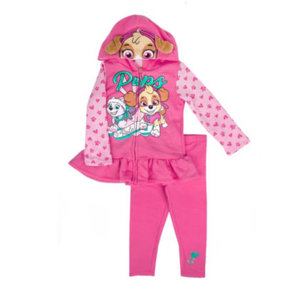 2-pc. Paw Patrol Pant Set Toddler Girls