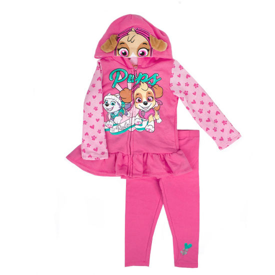 2-pack Paw Patrol Pant Set Toddler Girls