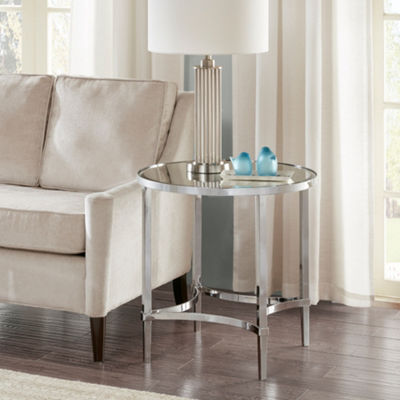 Madison Park Signature Triton Round End Table
