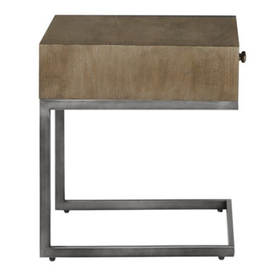 Madison Park Dudley Accent Side Table With 1 Drawer