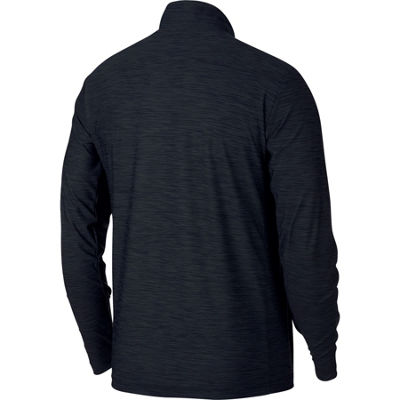 Nike Mens Crew Neck Long Sleeve Quarter-Zip Pullover Big and Tall