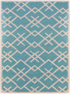 Amer Rugs Zara AJ Flat-Weave Wool Rug