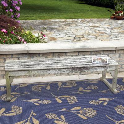 Liora Manne Terrace Summer Flower Indoor/Outdoor Rug