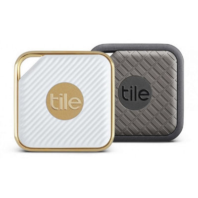 Tile Pro 2pk Sport and Style Smart Trackers Combo