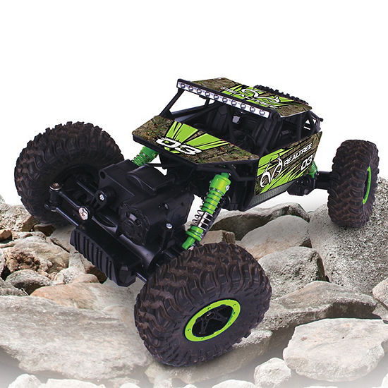 Realtree 1:16 Scale Radio Controlled Rock Crawler Xtra Camo (Rc)