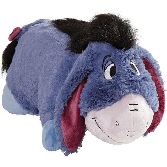 Pillow Pets Disney Jumboz Eeyore Oversized Stuffed Animal Plush Toy