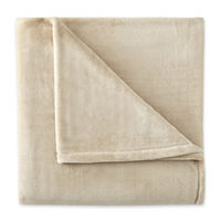 Home Expressions Velvet Plush Throw Deals