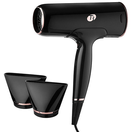 T3 Cura Luxe Professional Ionic Hair Dryer with Auto Pause Sensor