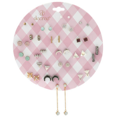 Decree Earring Set