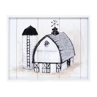 New View Farmhouse Box Art