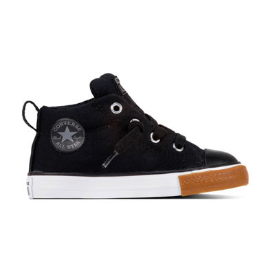 Converse Ctas Street Mid Boys Sneakers Lace-up - Toddler