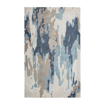 Rizzy Home Vogue Collection Angel Hand-Tufted Rugs