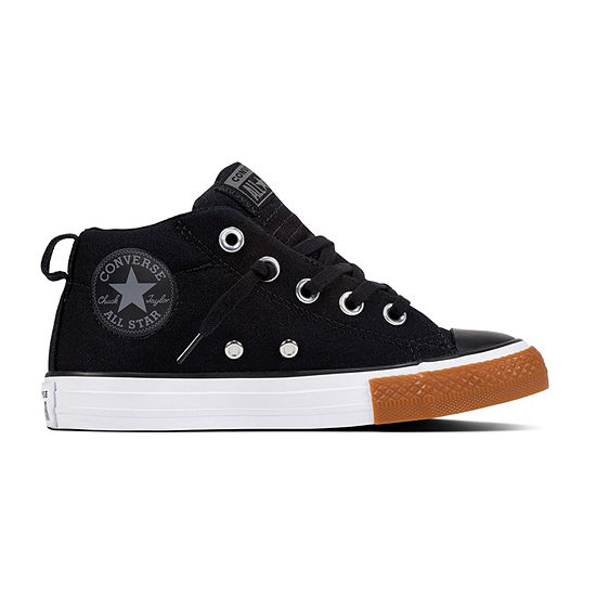 Converse Chuck Taylor All Star Street Mid Boys Sneakers Pull on Little Kids