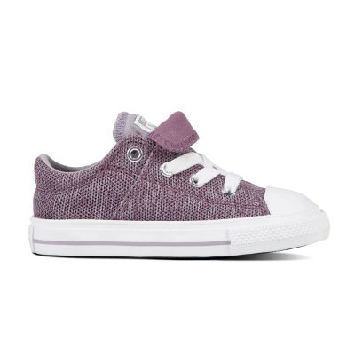Converse Chuck Taylor All Star Maddie Ox Girls Sneakers Lace-up - Toddler