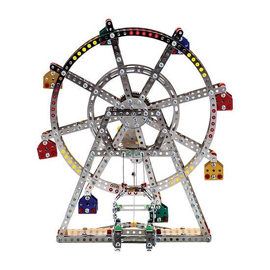 Metal Ferris Wheel Construction Set