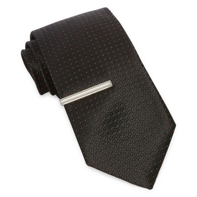 U.S. Polo Assn. Pin Dot Tie Set