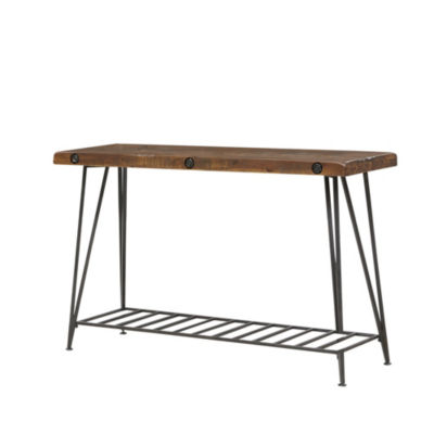 Great Ink+Ivy Trestle Console Table