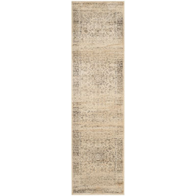 Safavieh Courtyard Collection Elwin Floral Indoor/Outdoor Area Rug