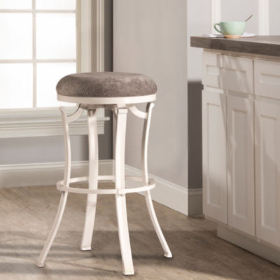 Kelford Swivel Backless Counter Stool