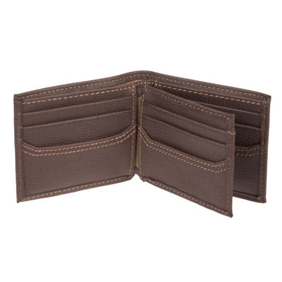 Levi's Mens Slim Fold Wallet