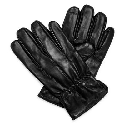 Stafford® Leather Thinsulate Gloves