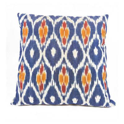 Declan Square Throw Pillow