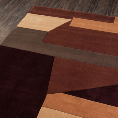 Momeni New Wave 19 Hand Tufted Rectangular and Round Rugs