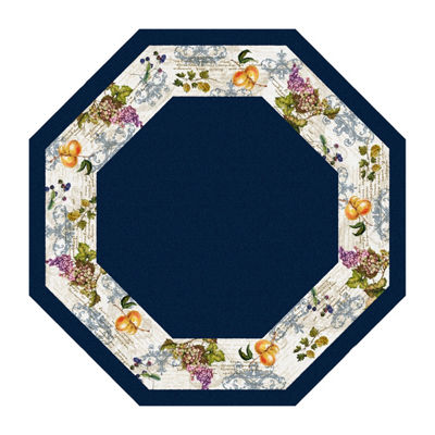 Brumlow Timeless Fruit Octagon Rugs