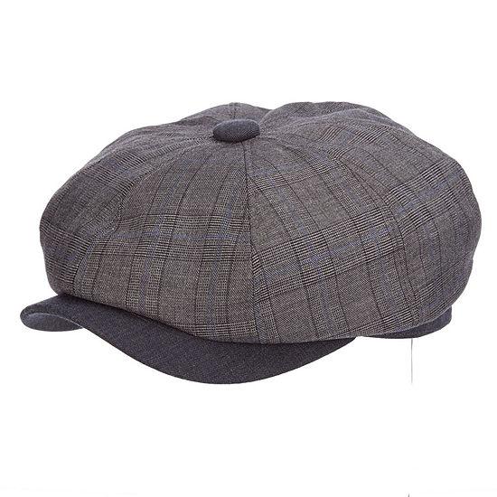 Stetson® Plaid Ivy Cap