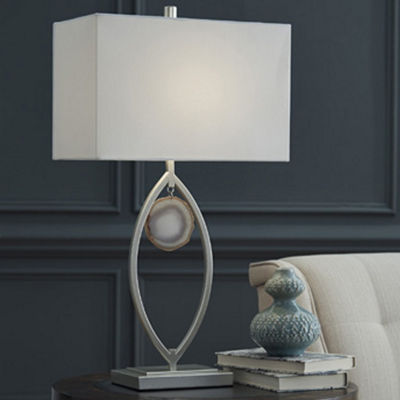 Signature Design by Ashley® Set of 2 Lindsy MetalTable Lamps
