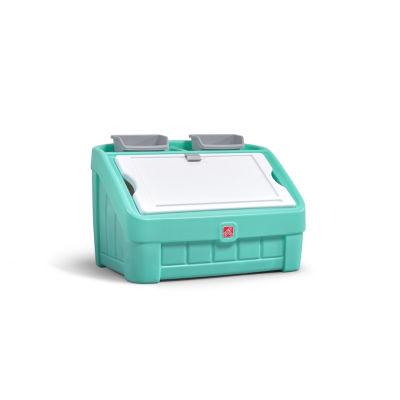 Step2 2-in-1 Toy Box & Art Lid (MINT)