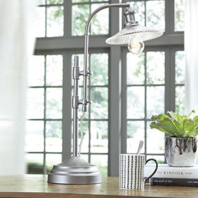 Signature Design by Ashley® Noam Metal Desk Lamp