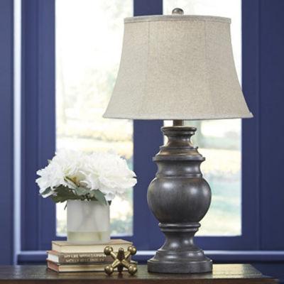 Signature Design by Ashley® Set of 2 Leonadra Table Lamps