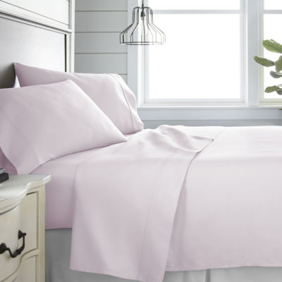Casual Comfort Premium 300 Thead Count 4 Piece Bed Sheet Set - 100% Cotton