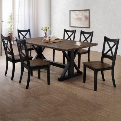 Simmons® Lancaster Rectangular Dining Table