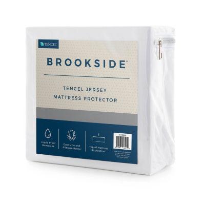 Brookside Tencel Lyocell Jersey Mattress Protector