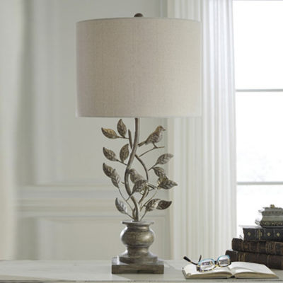 Signature Design by Ashley® Heloise Metal Table Lamp