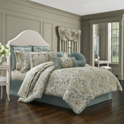 Queen Street Delphina 4-pc. Comforter Set