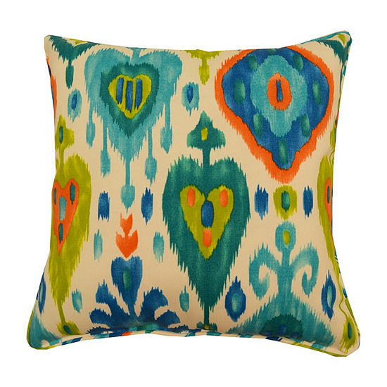 Paso Square Corded Outdoor Pillow