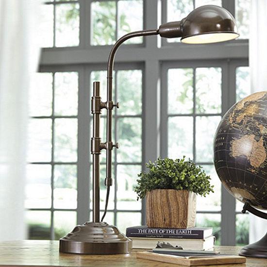 Signature Design by Ashley® Maaike Metal Desk Lamp